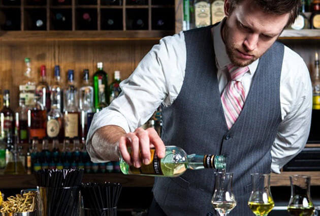 International certified Wine/Spirits & Bar Training in the Caribbean and Central America