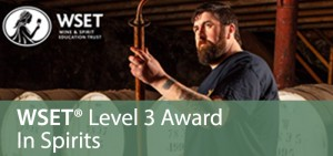 Level 3 Award in Spirits