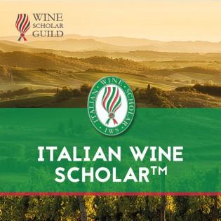 Italian Wine Scholar Unit I