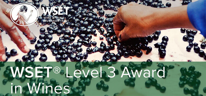 Level 3 Award in Wines