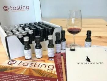 Level3 in Wines Tasting Kit